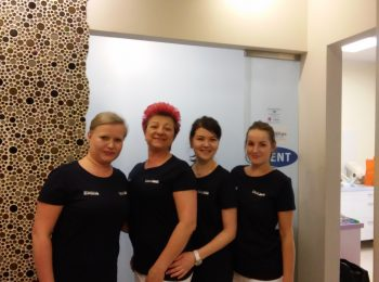 Szkolenie Pierre Fabre w ADENT Dentysta Warszawa